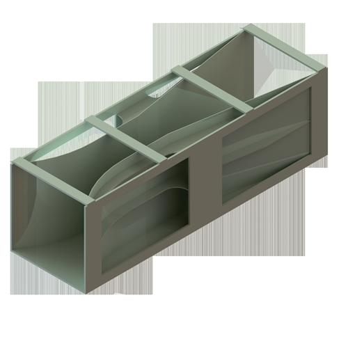BS Canali Venturi Modellatore idraulico