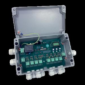 MUX - Concentratore per sonde TT