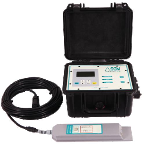 SGM-600P - Misuratore di portata area velocity